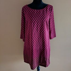 Old Navy Polka Dot Shift Dress - Sz M
